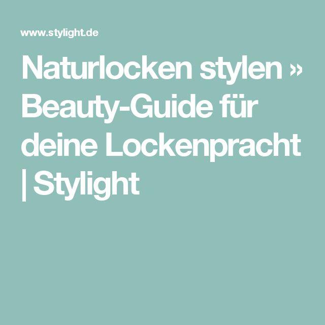Naturlocken stylen » Beauty-Guide für deine Lockenpracht | Stylight