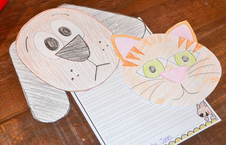 Cats vs. Dogs - A Reading and Writing Project - TGIF! - Thank God It's First Grade!