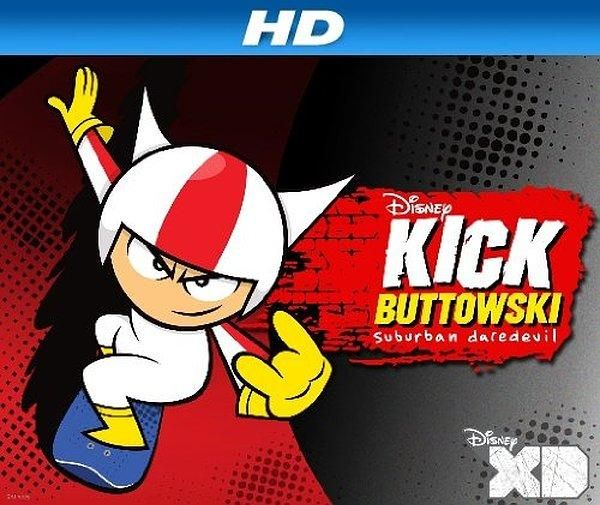 Kick Buttowski: Suburban Daredevil (TV Series 2010- ????)