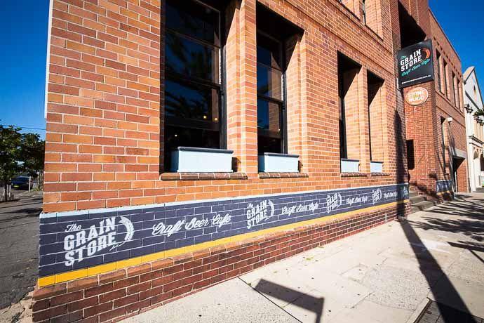The Grain Store. Newcastle NSW Australia. #Craftbeer #beer #restaurant #bar www.hunterhunter.com.au