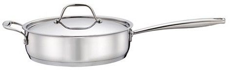 Threshold 3 qt Stainless Steel Saute Pan