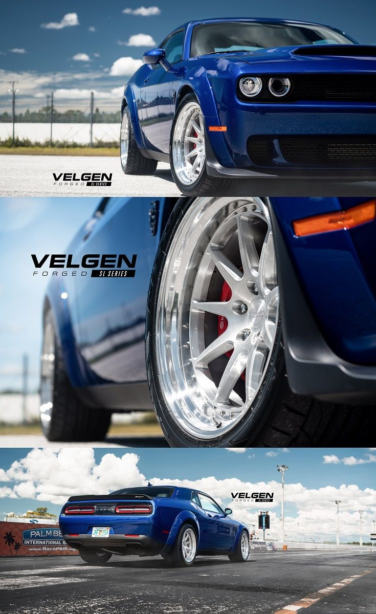 small resolution of enjoy blue dodge challenger with custom front bumper lip spoiler aftermarket rear spoiler side skirts crystal clear halo headlights aftermarket rear