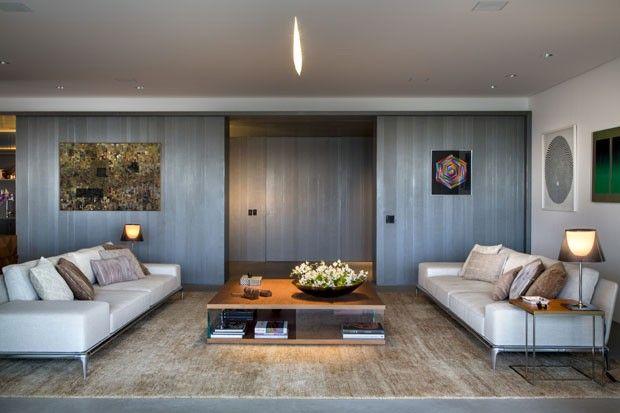 Apartamento com coração de zinco e arte - Casa Vogue | Apartamentos