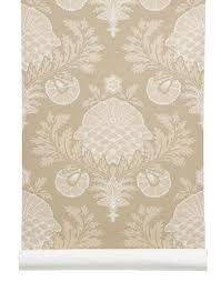 damask wallpaper bedroom ideas - Google Search
