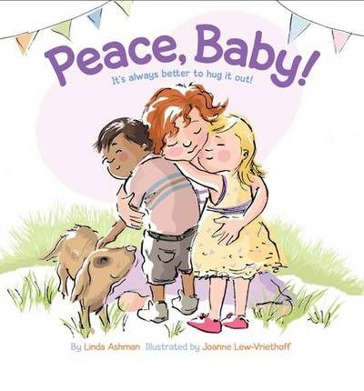 Friends steal toys. Siblings don't share. Life's not fair - but we can be! A frustrating day may feel overwhelming, but everyone wins with Peace, Baby!