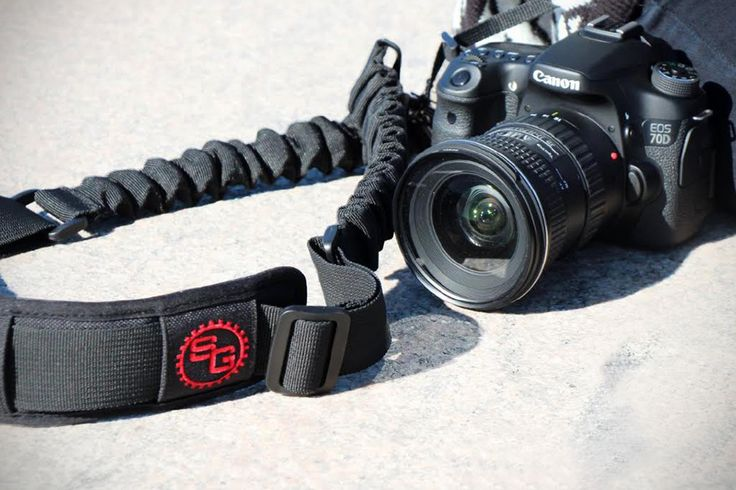 BOOMR Bungee Camera Strap by StatGear