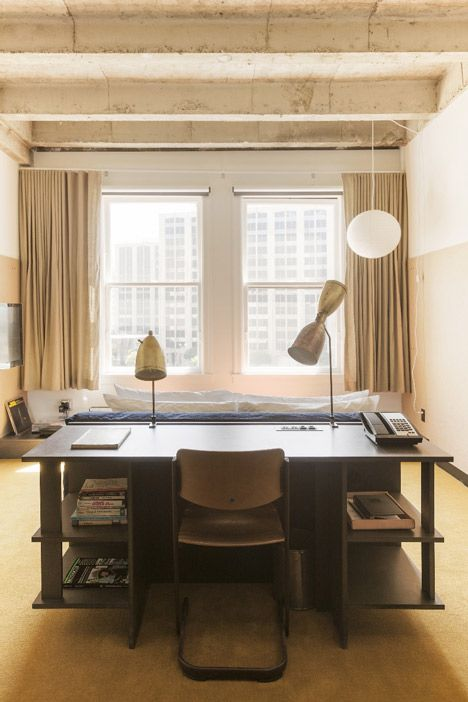 Ace Hotel In Downtown Los Angeles By Hotels House Design Team And Local