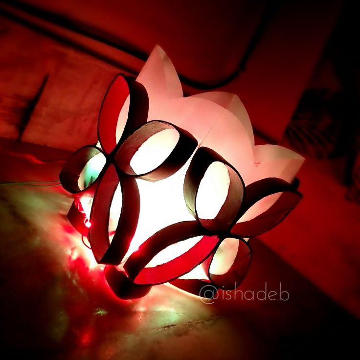 night lamp (best of of waste)