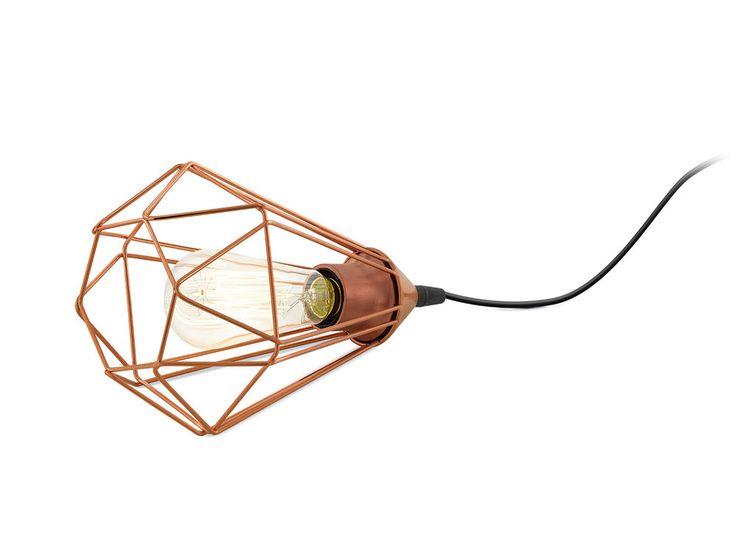 Lampe baladeuse en métal filaire diamètre 17.5cm Tarbes