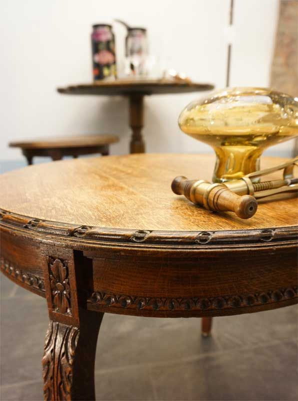 Antike Möbel und exklusive Wohnideen im EYECATCHER Dresden.