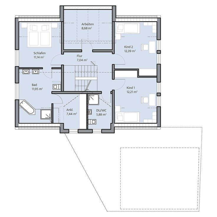 Fancy Haus Frey u Dachgeschoss