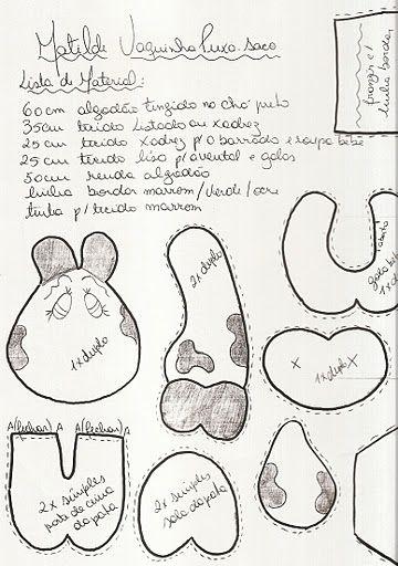 creditos:cantinhodaarte   album: 22 ------ pagina Eu Amo Artesanato   -----------------------------------...