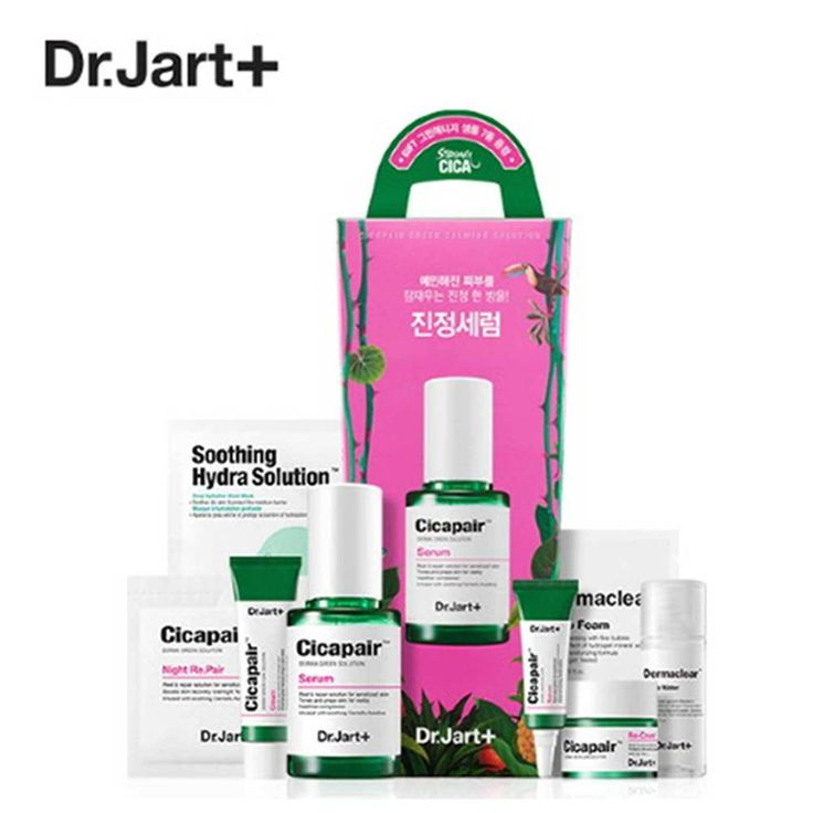 Dr.Jart+ Cicapair Serum Cream Re-cover Night re pair Korea K-Cosmetic Limited 8805566006433 | eBay