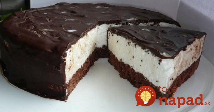 Mliečny krém a čokoláda chutia ako obľúbená mrazená pochúťka. Pripravte si zimnú verziu neodolateľnej letnej zmrzliny. Určite vám zachutí.