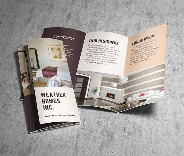 The 25+ best Tri fold brochure design ideas on Pinterest - tri fold brochure