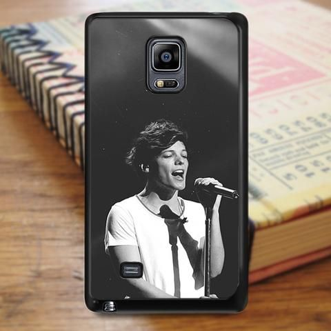 Louis Tomlinson Boyband Singer One Direction Louis Samsung Galaxy Note Edge Case