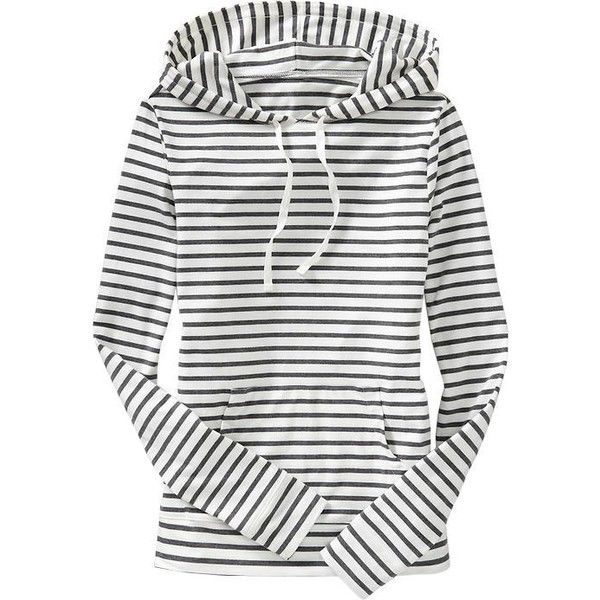 Old Navy Womens Lightweight Hoodies ($14) found on Polyvore