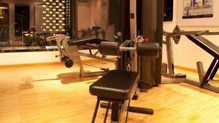 Fitnessraum des H+ Hotel Salzburg