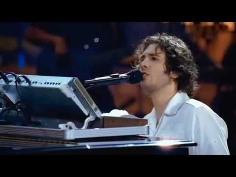 Josh Groban - Remember When It Rained - LIVE -Piano ***be calm my beating heart, slow down*** <3 this song <3