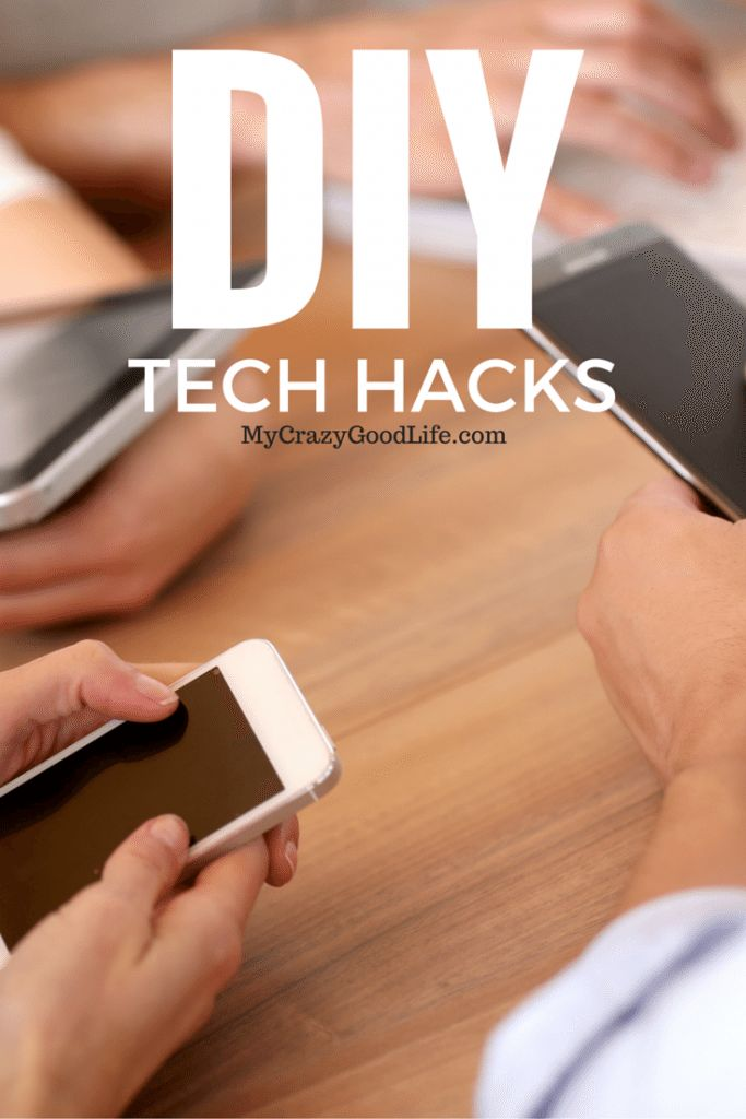 By using these tech hacks, you can save yourself from broken cords, lost  wifi