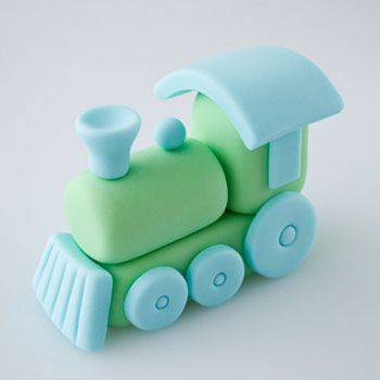 I have a real soft spot for train parties, so when I spotted this tutorial on how to make a train cake topper, it caught my eye right away! I love the soft colors and the simple shapes, and best of all – it's a ...
