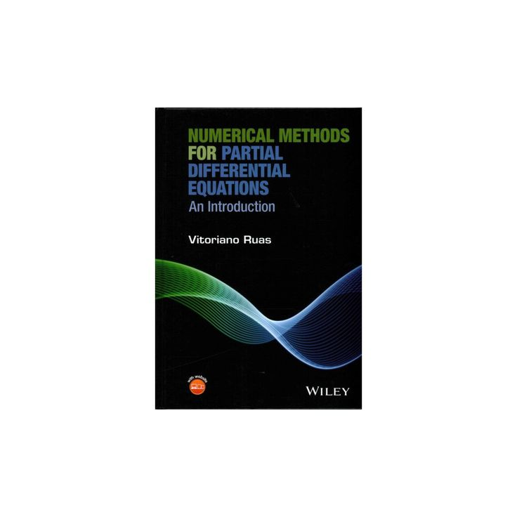 Numerical Methods for Partial Differential Equations : An Introduction (Hardcover) (Vitoriano Ruas)