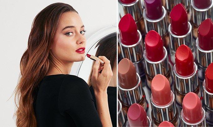 Твой идеальный оттенок помады - Школа красоты - Как сделать - Beauty EDIT   Oriflame Cosmetics