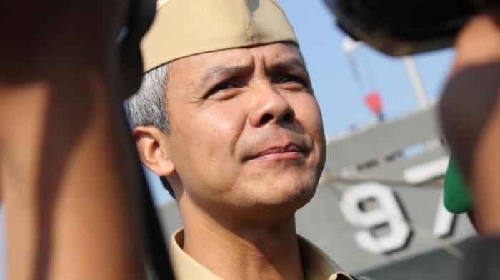 HUT Jawa Tengah - Ketika Gubernur Ganjar Pranowo Ikut Main Ketoprak, Begini…