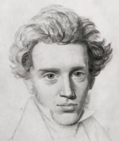 Soren Kierkegaard - (Danish philosopher) He is the first to be considered an existentialist philosopher being that true faith can not be based on tangible evidence God exist but by an internal knowledge of God by a love not a romantic love which is short lived but by a continuous active love. He seems to not acknowledge the peace one finds in knowing God. He is criticized for not acknowledging personal testimony which proves faith in some believers lives.