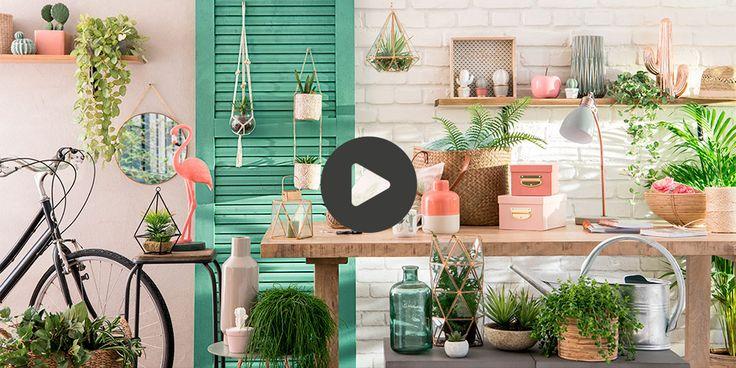 Tendenza d'arredo Urban Garden | Maisons du Monde