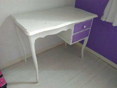 Repeindre un bureau en bois repeindre un bureau en bois relooker