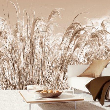 bamboe fotobehang