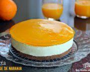 Recetas de tarta mousse de naranja | Qué Recetas