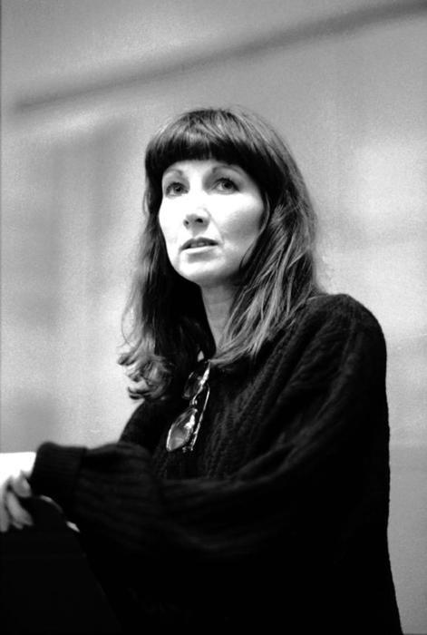 Joanna Gleason, Into the Woods rehearsals