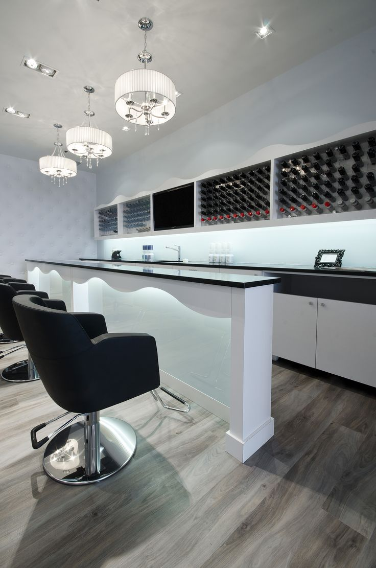 73 best Future Salons images on Pinterest | Salon interior design ...
