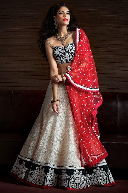 Fashion: Bridal Lahenga