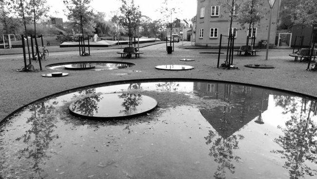 1:1 landskab: Valby Storbyhave, Valby, 2013. Foto 1:1 landskab