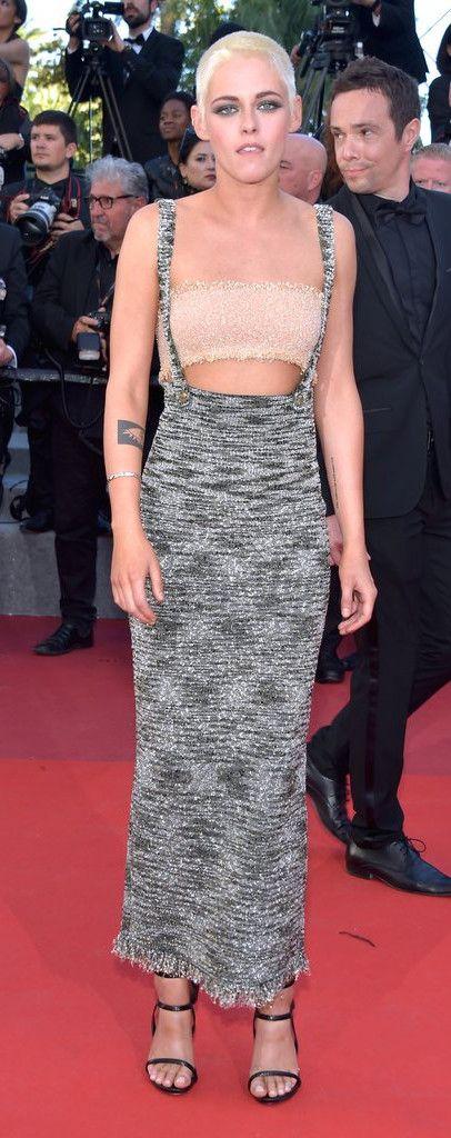 Kristen Stewart in Chanel - Cannes 2017