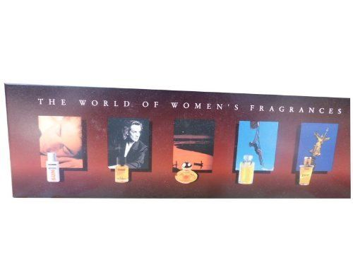 The World of Women's Fragrances Miniature Collection Set by Joop!. $30.00. Buy Joop Gift Sets - A fabulous collection of five famous fragrance designers. Includes: Jil Sander Sun 0.14oz Jil Sander No. 4 0.17oz Chopard 0.17oz Joop Femme 0.1oz Joop Berlin 0.17oz