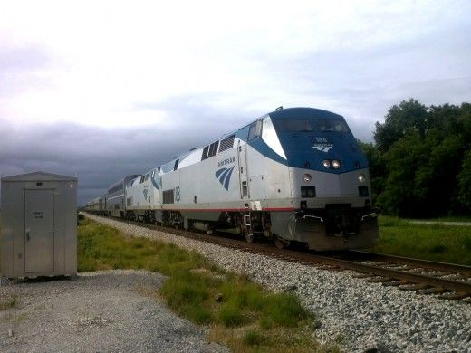 Moving Cross Country Cheaply with Amtrak Express Shipping