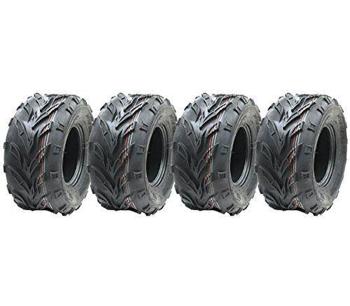 4- 18×9.50-8 pneu ATV Quad remorque 18 950 8 pneu trail Dirt E route marquée juridique: Pour la vente est 4 nouveau pneu 18×9.50-8 4ply…
