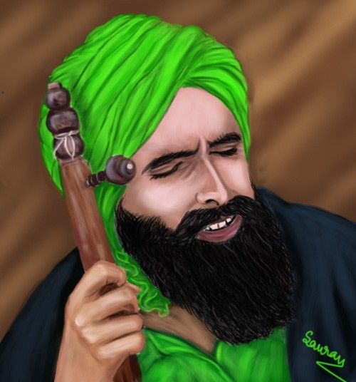 Kanwar grewal Digital painting | Digital painting | Painting