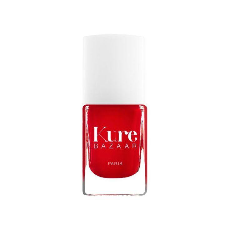 Färg:Stiletto Beskrivning: Klassiskt, rubinrött nagellack Volym:10 ml Franska Kure Bazaar startades av den tidigare modellen Kartika Luyet som under sin graviditet blev orolig över ingredienserna i…