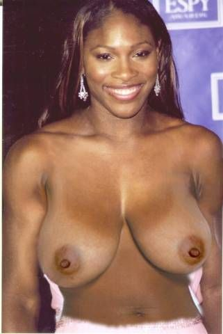 Your Serena williams topless this remarkable