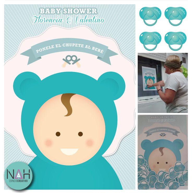 Juego para Babyshower | Eventos | Pinterest | Babies, Baby ...