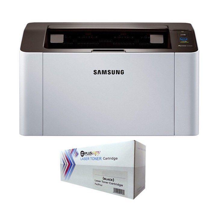 ◾️ Samsung Xpress SL-M2020W Wifi + Airprint + Mono + Lazer Yazıcı SS272F T…