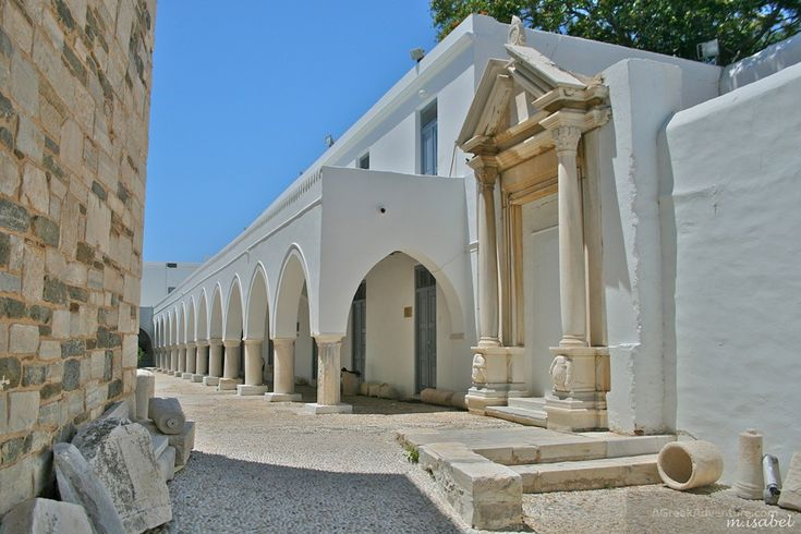 Paros - Our Lady of the Hundred Gates