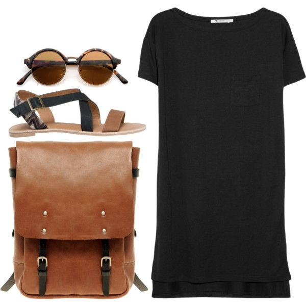 """Untitled #241"" by marianaad on Polyvore: New Half Frame Circle Round Vintage Professor Steampunk Sunglasses 8583"