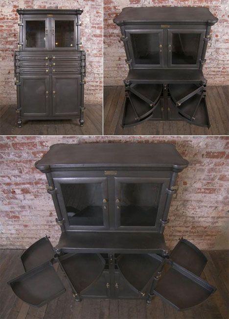 Get back Industrial revolution and Industrial furniture