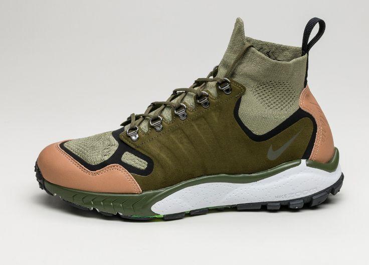 Nike Air Zoom Talaria Mid FK PRM (Palm Green / Legion Green – Vachetta #lpu #sneaker #sneakers